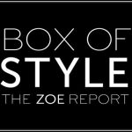 Box of Style by The Zoe Report Coupons